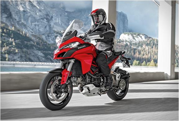 ducati multistrada - accessori moto