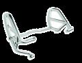 Paramotore in tubi di acciaio per Ducati Multistrada V4