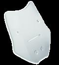 Parabrezza pleiglass maggiorato fume' + 45 per Ducati Multistrada V4