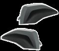 Cover grey per borse laterali in plastica per Ducati Multistrada V4