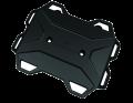 Portapacchi posteriore per Ducati Multistrada V4
