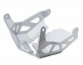 Piastra paramotore paracoppa in alluminio per Ducati Multistrada V4