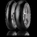 Coppia pneumatici Pirelli Supercorsa Sp V2 180/55 120/70