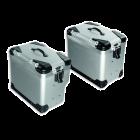 Borse laterali in alluminio per Ducati Multistrada 1200 E 1260 Enduro, 950 e 1260 - contattarci per la diponibilita'