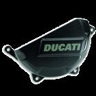 Cover carbonio carter frizione Ducati 1299 1199 V2 Panigale