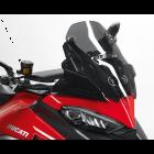 Plexy parabrezza enduro fume' per Ducati Multistrada V4