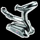 Kit scarico completo Termignoni Titanio 70 mm Ducati 1199 Panigale CON UP-MAP - PROMO