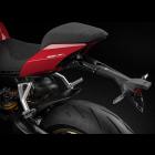 Portatarga carbonio per Ducati Panigale V2 V4 e Streetfighter V4