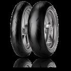 Coppia pneumatici Pirelli Supercorsa Sp V2 200/55 120/70