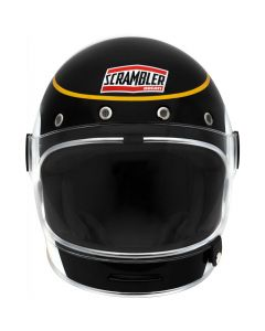 Casco Bell black track Ducati Scrambler - promo