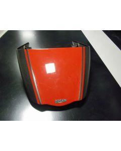 Cover sella monoposto carbonio per Ducati Diavel Carbon Red - usato