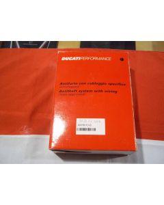 ANTIFURTO ( RED ) DUCATI PER 916 748 996 - PROMO
