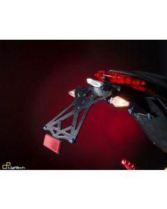 Portatarga Lightech regolabile per Ducati Hypermotard 821 939