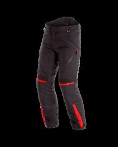 Pantaloni d dry Dainese Tempest 2 black tour red