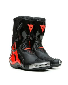 Stivali Dainese Torque 3 Out Boots black fluo red
