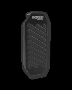 Griglia rete alluminio protezione radiatore olio per Ducati Scrambler 800 tutte