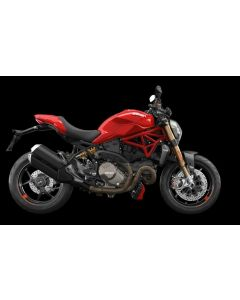 Ducati Monster 1200 S Red € 15.750,00