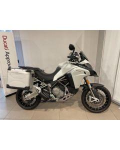 Ducati Multistrada 1200 Enduro white  € 13.900,00