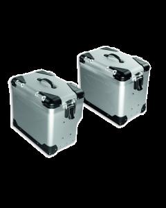 Borse laterali in alluminio per Ducati Multistrada 1200 E 1260 Enduro, 950 e 1260 - da ordinare contattarci per la diponibilita'