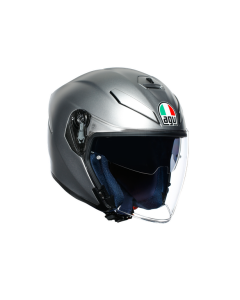 Casco Agv K5 Jet solid matt grey