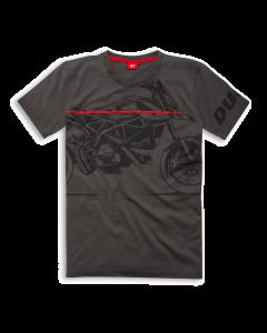 Shirt Ducati Red Line  - PROMO