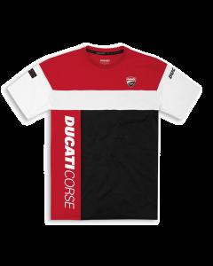 Shirt Ducati Corse track 21 black