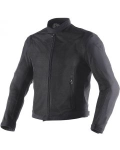 Giacca Dainese Air Flux D1 tex nero uomo