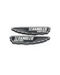 Adesivi laterali serbatoio Ducati Scrambler Classic