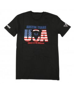 Shirt Dainese Austin D1 black - promo