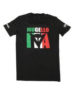 Shirt Dainese Mugello D1 black - promo