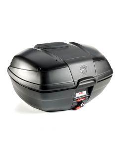 Bauletto top case GREZZO Performance, con piastra, 48 Litri Ducati Multistrada 1200 Dvt, 1260, Enduro e 950