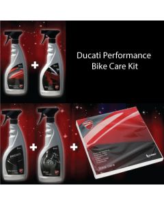 Kit pulizia moto by Ducati