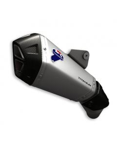 Scarico silenziatore basso Termignoni titanio omologato Hypermotard 821 939 - promo