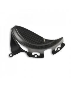 Cover carbonio carter alternatore Ducati 1299 1199 959 Panigale - da ordinare contattarci per la disponibilita'