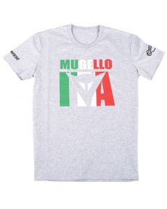 Shirt Dainese Mugello D1 grigio - promo