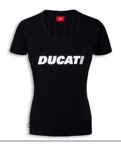 Shirt Ducatiana Lady black