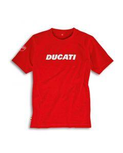 Shirt Ducati ducatiana 2 rosso uomo mc