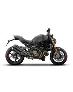 Cupolino Sport per Ducati Monster 1200 My 017 Liquid grey - contattarci per la disponibilita'