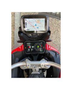 Kit navigatore Tom Tom rider 550 con supporto specifico e antifurto per Ducati Multistrada V4