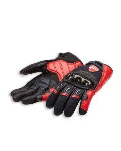 Guanti Ducati Company C1 nero rosso