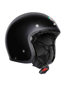Casco Jet Agv X70 solid matt black