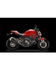 Ducati Monster 821 Red € 9.950,00