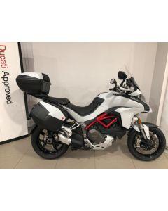 Ducati Multistrada 1200 S Dvt white € 14.500,00