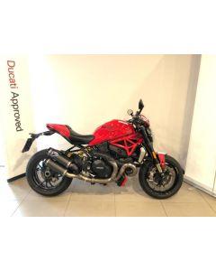 Ducati Monster 1200 R € 11.900,00