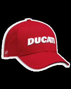 Cappellino Ducati Company 2.0 red