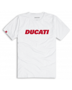 Shirt Ducati Ducatiana 2.0 bianco