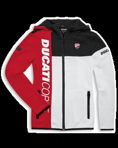 Felpa Ducati Corse track lady