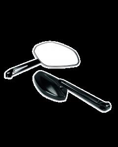Specchi in alluminio neri Ducati by Rizoma - contattarci per la disponibilita'