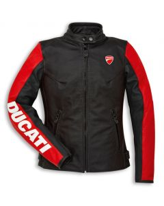 Giacca Pelle Ducati Company C3 Lady