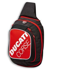 Zaino monospalla Ducati Corse freetime
